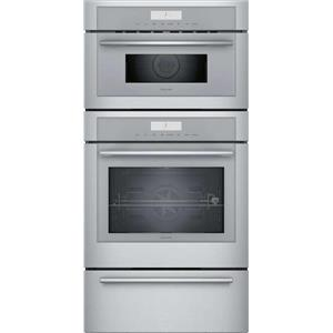 Thermador Masterpiece Series 30 Inch SoftClose Built-In Oven MEDMCW31WS