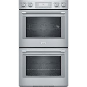 Thermador Professional Series 30 inch 16 modes Self-Clean Double Oven POD302W SS