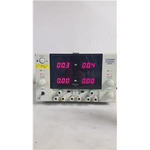 TOPWARD ELECTRICS INSTRUMENTS 6303D DUAL-TRACING DC POWER SUPPLY