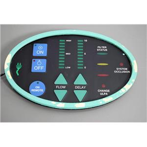 Used: Niche Medical Smart Vac Evacuator Control Panel Board 35-12-286 (25397) Warranty