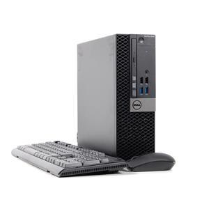 Dell Optiplex 5040 PC Desktop Computer i7-6700 3.4GHz 16GB RAM 500GB SSHD
