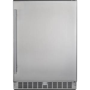 "NIB Danby Silhouette 24"" 5.5 cu. ft. SS Compact All-Refrigerator DAR055D1BSSPR"