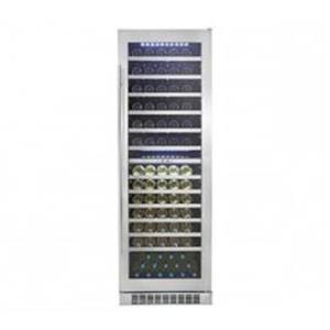 NIB Danby Silhouette 23.5 Inch 129 Bottle Built-In Wine Cellar DWC140D1BSSPR