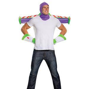 Toy Story Buzz Lightyear Adult Costume Accessory Kit