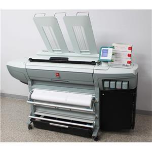 Canon Oce Colorwave 300 Large Wide 36 Format Color Printer Inkjet Copier Scanner
