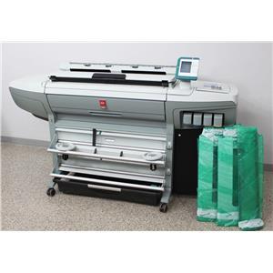 Canon Oce Colorwave 300 Large 36 Wide Format Color Printer Inkjet Copier Scanner