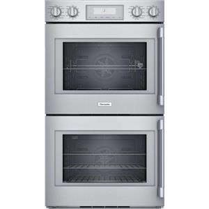 "Thermador Professional Series 30"" Inch SS Modes Double Wall Oven POD302LW"