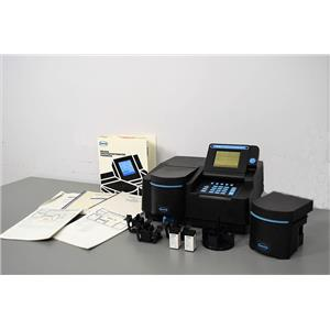 Hach DR4000U UV-VIS Spectrophotometer Must See Many Extras with Warranty
