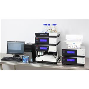 Thermo Scientific Dionex UltiMate 3000 UHPLC Liquid Chromatography w/ Chromeleon