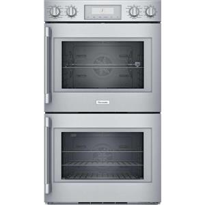 "Thermador Professional Series 30"" Inch Modes Double Wall Oven POD302RW"