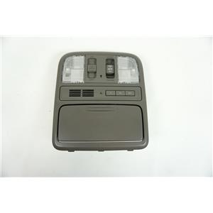 2009-2014 Honda Pilot Overhead Console Homelink Sunroof Switch, Mirror and Mic