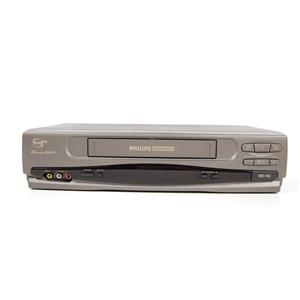 Philips VRZ263AT21 4-Head Hi-Fi VHS VCR Recorder/Player