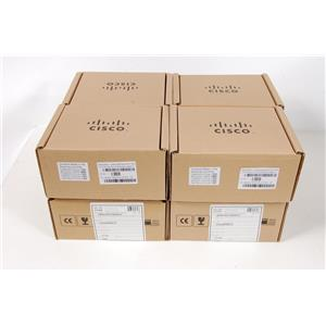 Lot of 8 New Cisco CP-LCKNGWALLMNT2 Universal Lock Wallmount Kit for 7900 Series