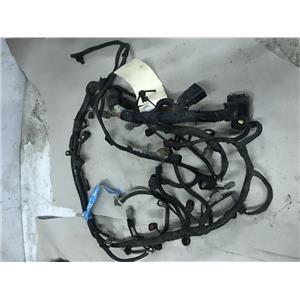 2005-2007 F350 F250 5.4L Triton engine wiring harness tag as12001
