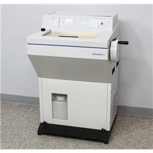 Thermo Shandon Cryotome E Cryostat Microtome 77200182 Tissue Sectioning