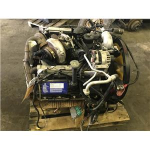 2003 Ford F350 6.0l Powerstroke complete diesel engine as53408 no core charge