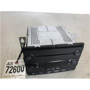 2005-2007 Ford F250/F350 factory stereo cd player 6c3t-18c869-ad tag as72600
