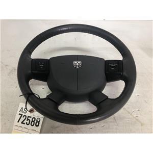 2006-2007.5 Dodge Ram 2500 3500 steering wheel tag as72588