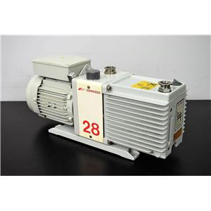 Tested Edwards 28 Vacuum Pump from a Mass Spectrometer Under 12 Micron Warranty