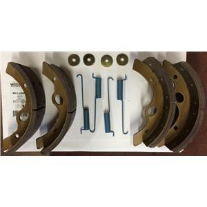 Brake Shoe 1989-2012 Fits UD TRUCK Models 1800 2000 2300  REAR includes hardware