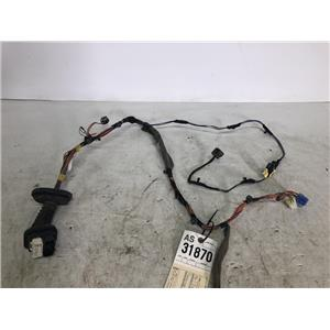 2006-2009 Dodge Ram 2500 3500 right front door wiring harness tag as31870