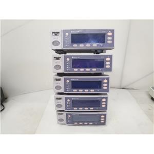 Nellcor Oximax N-595 Monitor - Lot of 5 [As-Is]