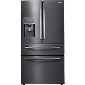 SAMSUNG RF28JBEDBSG 36 in  4-Door French Door Refrigerator with FlexZone Drawer