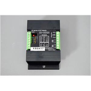 Rorze RD-021M8 2P High Resolution Micro Step Motor Driver Warranty