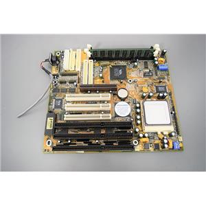 Used: BioGenex Optimax Plus Motherboard Lucky Star 5MVP3 AGP AT/ATX Warranty