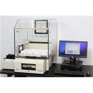 CETAC QuickTrace M-7500 Mercury Analyzer w/ ASX-510 AutoSampler ENC500 Enclosure