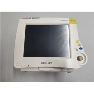 Philips IntelliVue MP30 Touch Screen Patient Monitor w/ M3001A Module 862442