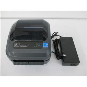 Zebra GX42-202511-000 Zebra GX420d Direct Thermal Barcode Printer - 203 dpi
