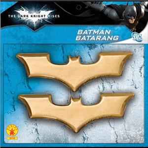 The Dark Knight Rises Batman Batarangs Costume Accessory