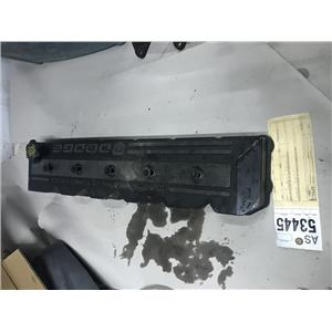 1998-2002 Dodge Ram 2500,3500 5.9L 24 valve cummins timing cover as53445