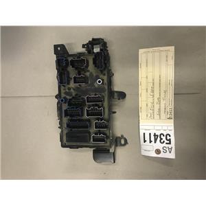 2003-2004 Ford F350 6.0L Lariat under dash fuse box as53411 p/n 3c3t-14a067-ec