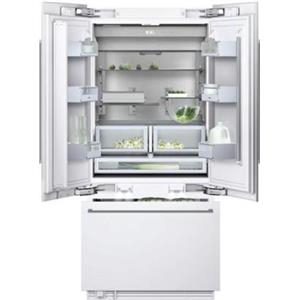 Gaggenau 36 Inch 3 Door Panel Ready Bottom Freezer Refrigerator RY492704