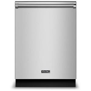 """Viking 24"""" Fully Integrated Stainless 5 Cycles Dishwasher RVDW102SS Excelent"""