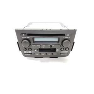 01 02 03 04 MDX AM/FM Radio Cassette CD Player 39101S3VA030 OEM