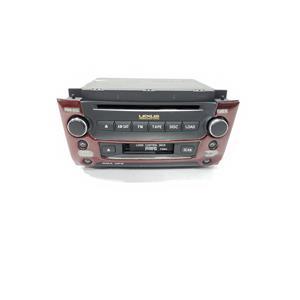 07 08 Lexus GS350 GS430 GS450h 6 Disc CD Cassette Player 8612030A80C0 OEM