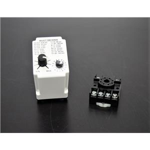 Macromatic TR-60222 Time Delay Relay with Warranty