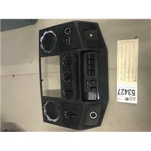 2008-2010 Ford F250 F350 xlt center dash bezel as53427