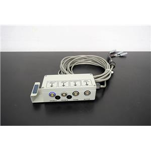 Used: Medtronic Evolution Plus Probe Arc Footswitch Controller Module Warranty