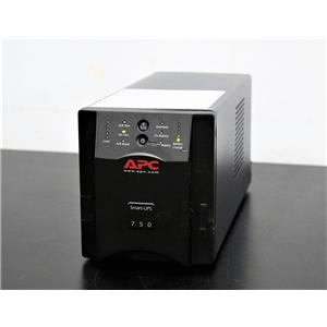 APC SUA750 Smart-UPS Uninterrupted Power Source Battery Backup Warranty