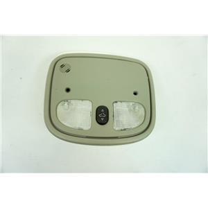 2008-2010 Pontiac G6 Malibu Overhead Console with Sunroof Switch, Map Lights Mic