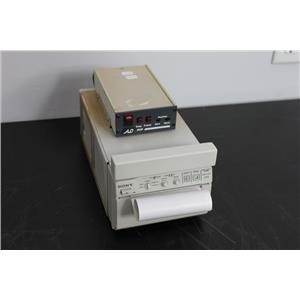 Sony UP-890MD Video Graphic Printer from Boston Sci. EC1001 Ultrasound System
