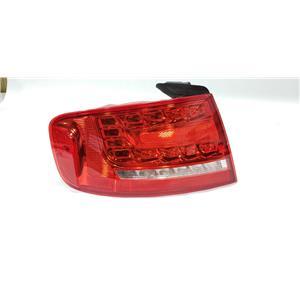 Left Rear Outer Tail Light Lamp LED 09-12 Audi A4 S4 B8 OEM 8K5945095C
