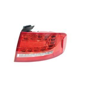 Right Rear Outer Tail Light Lamp LED 09-12 Audi A4 S4 B8 OEM 8K5945096C