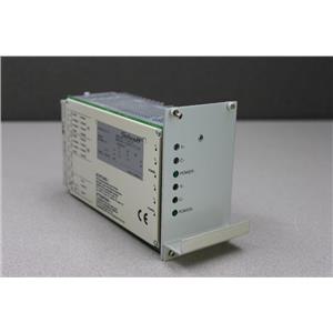 Used: Schroff PowerPac PST 215 13195005 Power Supply from Boston Scientific EC1001