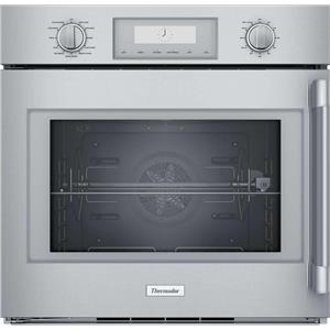 "Thermador Professional Series 30"" 4.5 Cu. Ft SS Single Wall Oven POD301LW"