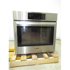 "Bosch 800 30"" 12 Modes Eco Clean Convection Single Electric Oven HBL8451UC"